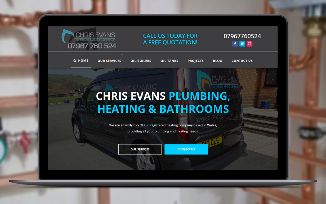 Chris Evans Plumbing & Heating